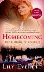 Homecoming : The Billionaire Brothers - Lily Everett