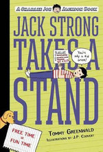 Jack Strong Takes a Stand - Tommy Greenwald