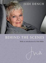 Behind the Scenes - Judi Dench