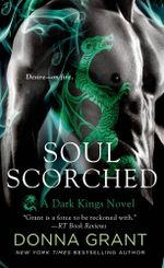 Soul Scorched : Dark Kings - Donna Grant