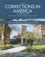 Cjad 350 : Corrections in America
