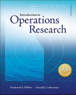 Introduction to Operations Research with Student Access Card - Frederick S. Hillier