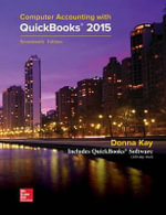 Computer Accounting with Quickbooks 2015 - Donna Kay