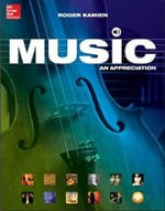 Music an Appreciaton Full MP3 Disc - Kamien