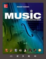 Music : An Appreciation Brief with Connect Plus W/Learnsmart 1 Term Access Card - Roger, Comp Kamien