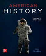 American History V2 /Cnct+ 1 Term - Professor of History Alan Brinkley
