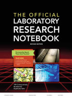 The Official Laboratory Research Notebook (100 duplicate sets) - Jones & Bartlett Learning