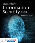 Elementary Information Security - Richard E. Smith