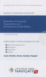 Navigate 2 Advantage Access for Essentials of Computer Organization and Architecture - Linda Null