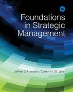 Foundations in Strategic Management - Caron St. John