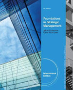 Foundations of Strategic Management : The Focused Risk Management Supervision System (Fo... - Jeffrey Harrison