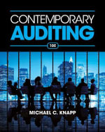 Contemporary Auditing - Michael C. Knapp