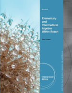 Elementary and Intermediate Algebra - Ron Larson