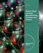 Supply Chain Focused Manufacturing Planning and Control : Implications of the Global Economic Crisis - W.C Benton