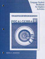 SW FOR PREALGEBRA : An Applied Approach - Richard N. Aufmann