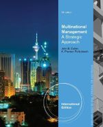 Multinational Management - K. Praveen Parboteeah