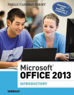Microsoft Office 2013 : Introductory - Misty Vermaat