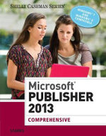 Microsoft Publisher 2013 : Comprehensive - Joy Starks