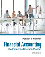 Financial Accounting : The Impact on Decision Makers - Curtis L. Norton