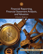 Financial Reporting, Financial Statement Analysis and Valuation (with  Thomson Analytics Printed Access Card) : Beneath the Surface of the Financial Industry - James Wahlen