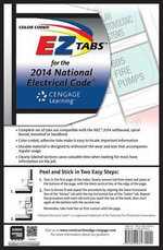 Color Coded EZ Tabs for the 2014 National Electrical Code - John Riley