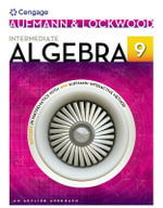 Student Solutions Manual for Aufmann/Lockwood's Intermediate Algebra : An Applied Approach, 9th - Richard N. Aufmann