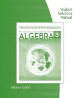 Student Solutions Manual for Aufmann/Lockwood's Prealgebra and Introductory Algebra : An Applied Approach, 3rd - Richard N. Aufmann