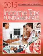 Income Tax Fundamentals 2015 - Steven Gill