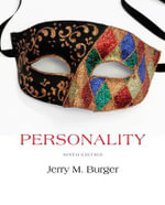 Personality - Jerry M. Burger
