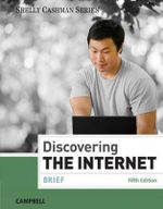 Discovering the Internet : Brief - Jennifer Campbell