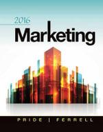 Marketing 2016 : Volume 2 - O. C. Ferrell