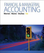Financial & Managerial Accounting : Student's Book - Jonathan Duchac