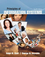 Principles of Information Systems - George Reynolds