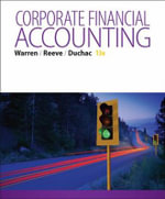 Corporate Financial Accounting : Student's Book - Carl S. Warren