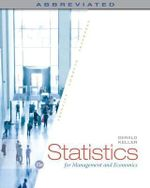 Statistics for Management and Economics - Gerald Keller