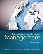 Purchasing and Supply Chain Management - James Patterson