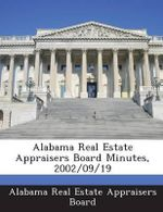 Alabama Real Estate Appraisers Board Minutes, 2002/09/19