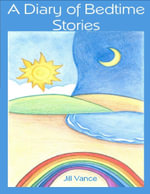 A Diary of Bedtime Stories - Jill Vance