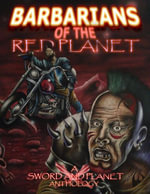 Barbarians of the Red Planet - Rogue Planet Press