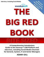 The Big Red Book - Bite Sized - eServices - Adam Gill