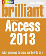 Brilliant Access 2013 - Steve Johnson