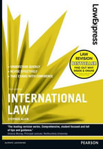 Law Express : International Law - Stephen Allen