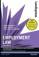 Law Express : Employment Law - David Cabrelli