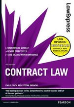 Law Express : Contract Law - Emily Finch