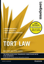 Law Express : Tort Law - Emily Finch