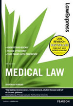 Law Express : Medical Law - Jonathan Herring