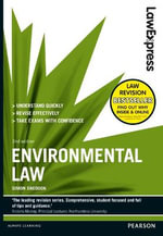 Law Express : Environmental Law (Revision Guide) - Simon Sneddon