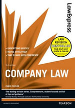 Law Express : Company Law - Chris Taylor