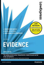 Law Express : Evidence - Chris Taylor