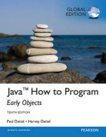 Java How To Program (early objects) : Global Edition - Harvey Deitel